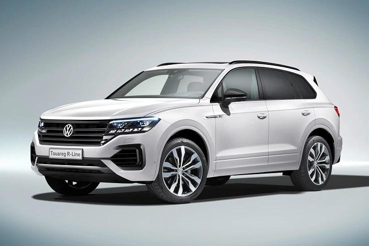 Az új Volkswagen Touareg