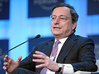 Draghi nekiment a protekcionista gazdaságpolitikának