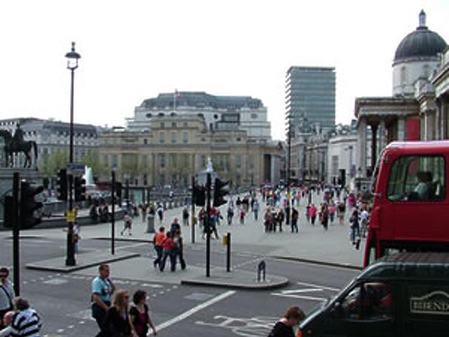Trafalgar Square 1.