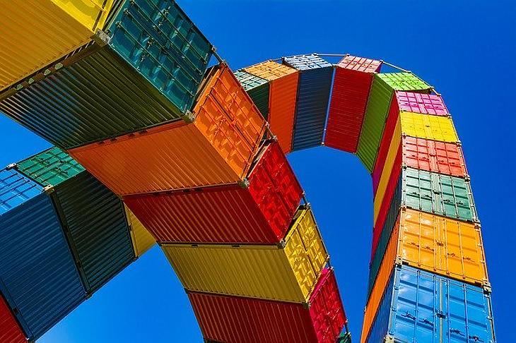 Tipikus termék az exportügyleteknél. Fotó: Pixabay