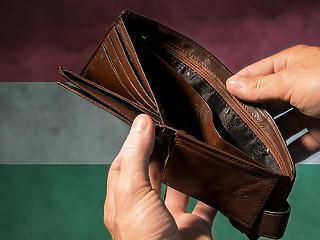 180 milliárd forintos hiánnyal zárta az első negyedévet a kormányzati szektor