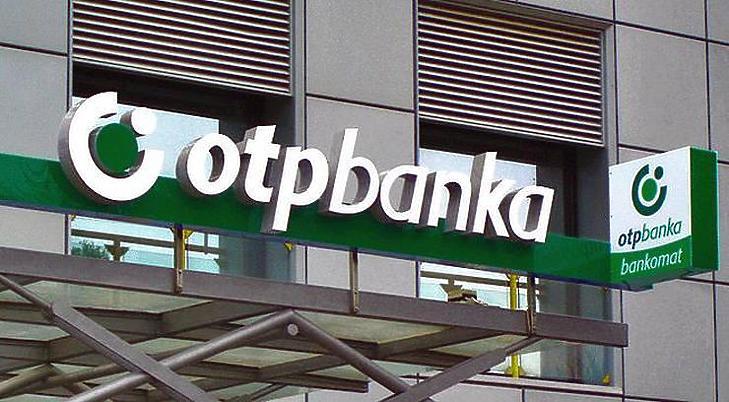 Az OTP egyik horvátországi fiókja (Forrás: OTP)