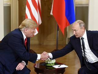 Készül az újabb Trump-Putyin csúcstalálkozó