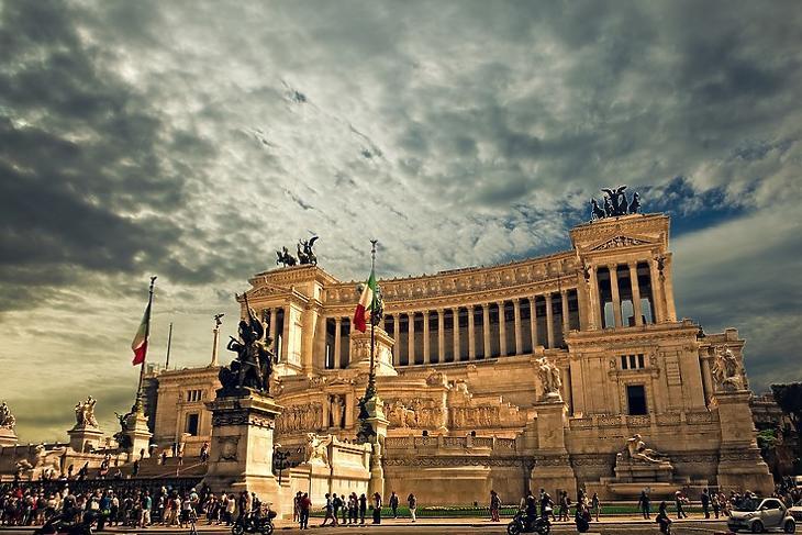 Róma (Illusztráció. Forrás: Pexels/Pixabay)