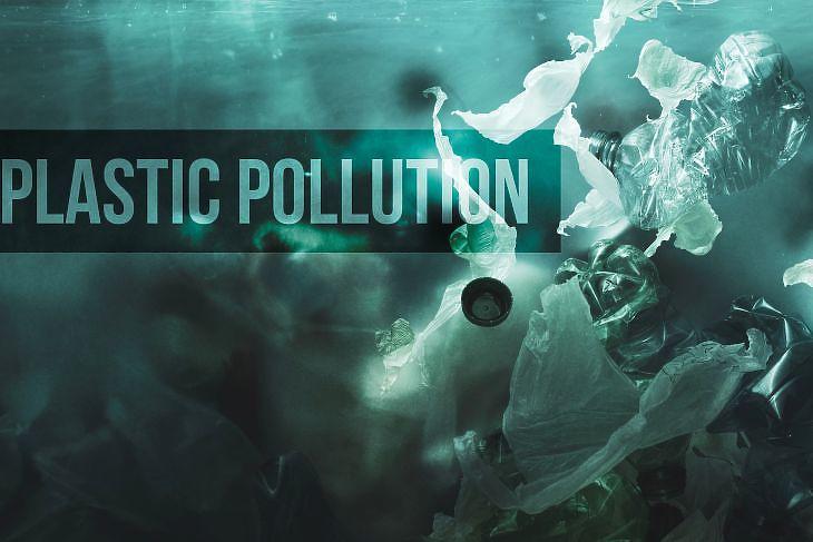 Műanyagszennyezés. (Forrás: Depositphotos)