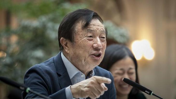 Zsen Cseng-fej (Fotó: Getty)