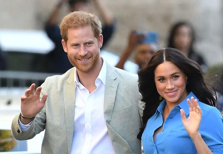 Harry herceg és Meghan Markle hercegnő. Fotó: cheatsheet.com