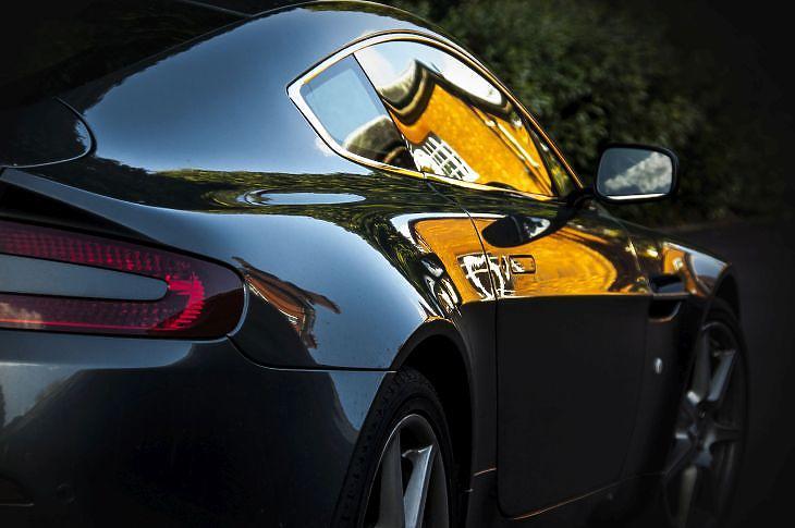 Aston Martin Vintage (Forrás: Depositphotos)