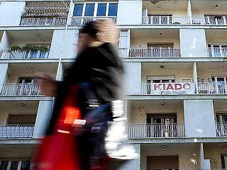 Lecsengőben a piac: a fővárosban kevésbé keresik a használt lakást