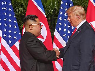 Újabb találkozóra hívta meg Kim Dzsongun Donald Trumpot