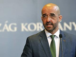 Kovács Zoltán szerint most a Pegasus miatt kettősmércézik Magyarországgal a Nyugat