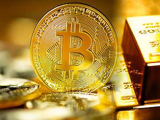 Bitcoin és arany: veled vagy nélküled?