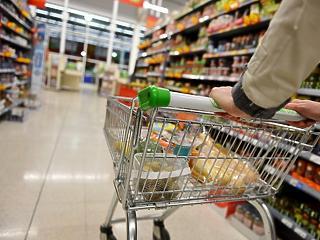 21 ezer forintnál jár egy átlagos nagybevásárlás