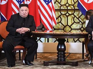 Idő előtt ért véget a Trump-Kim csúcs, nincs megállapodás
