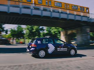 Új autómegosztó jön Budapestre