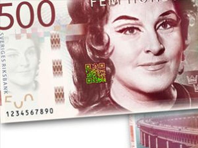 500 korona - Svédország