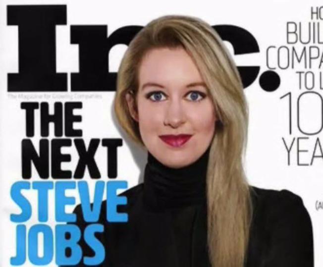 Amikor Holmes még a következő Steve Jobs volt...