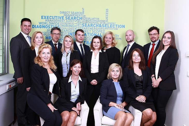 ISG Magyarország csapata
