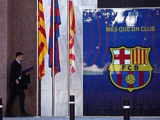 Megbukott az FC Barcelona elnöke
