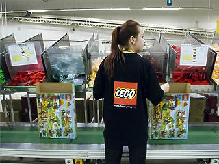 Bővít Nyíregyházán a Lego