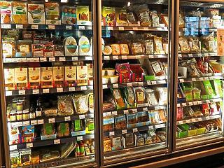 Novemberben az élelmiszerek forgalma dobta meg a kiskereskedelmet