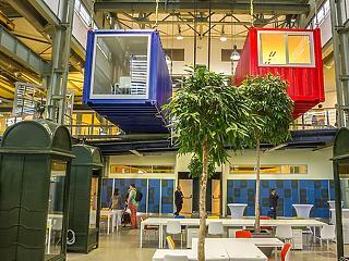 Megnyílt a Millenáris Startup Campus