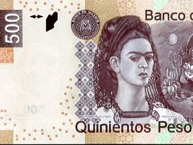 500 peso - Mexikó