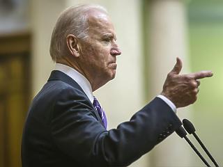 59 kínai cég ellen hozott büntetőintézkedéseket Joe Biden