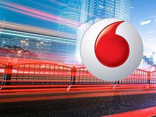 Arculatot vált a Vodafone