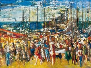 Közel 300 millió forintért venne festményeket az MNB