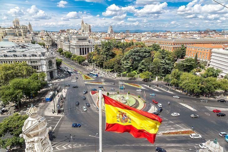 Madrid (Forrás: Depositphotos)