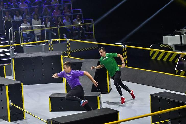 Az RTL-t nem tudták elkapni a Catch-csel (Fotó: TV2)