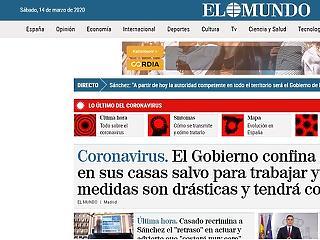 Spanyolország is karanténba került