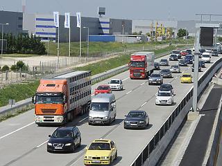 Nőtt a forgalomba helyezett új személygépkocsik száma Magyarországon az első kilenc hónapban