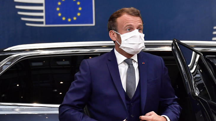 Nehéz dolga lesz Macron pártjának is  (fotó: MTI/EPA)