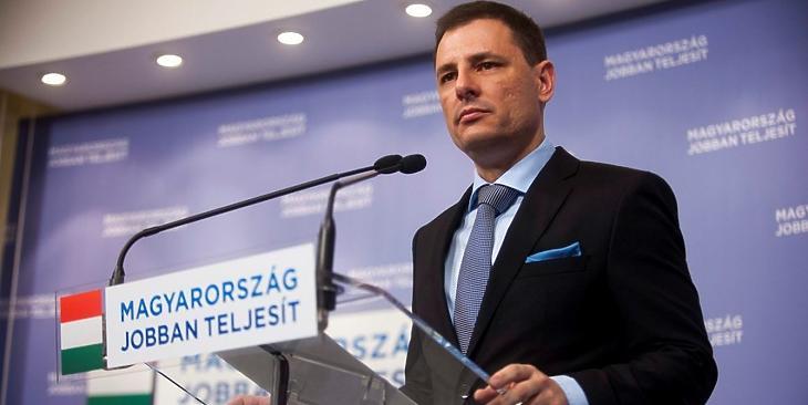 Tuzson Bence (Fotó: MTI)