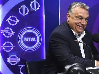 Orbán: Brüsszel zsoldosokra akarja cserélni a magyar határőröket, hogy azok beengedjék a migránsokat