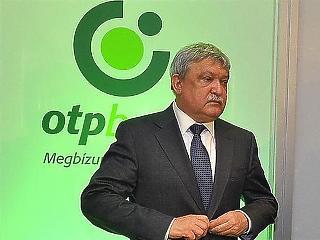 Csányi Sándor szingapúri alapja 1,85 milliárdért vett OTP-részvényt