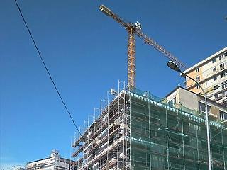6472 új lakás épült az első félévben
