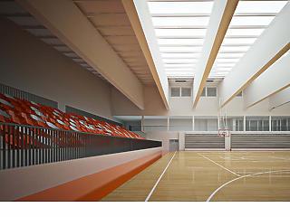 Átadták az 1,2 milliárdból épült kosárlabdacsarnokot Pécsett