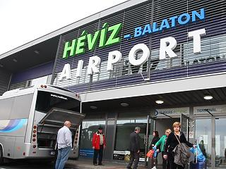 114 millióért került az államhoz a sármelléki reptér