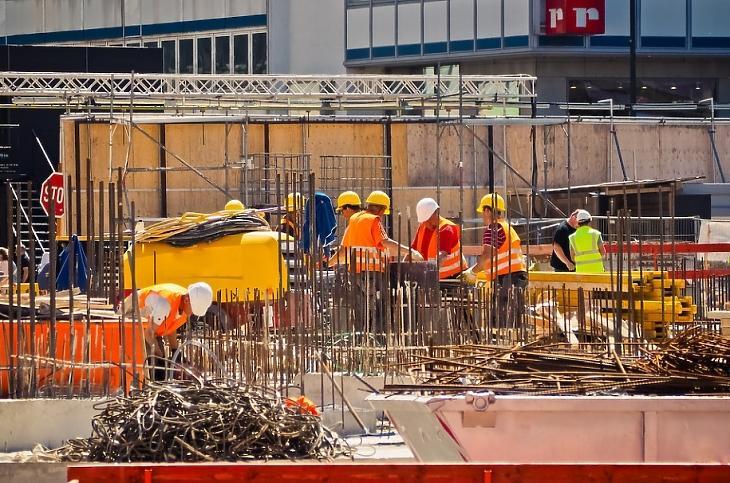 Nem mindegy, miként alakulnak az építőipari anyagok árai (Fotó: Pixabay)