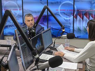 Orbán Viktor szerint Európa egyik legjobban teljesítő egészségügyi rendszere a magyar