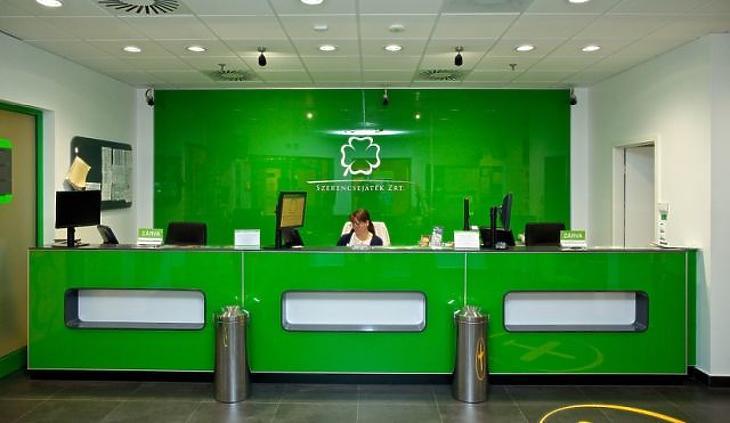 1 milliárddal többet kaphat az állam a Szerencsejáték Zrt.-től jövőre. Fotó: MTI