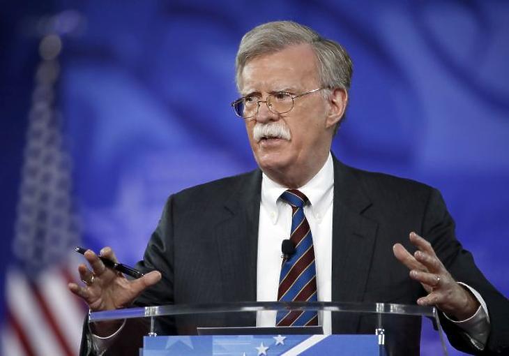 John Bolton (Fotó forrása: MTI/AP/Alex Brandon)