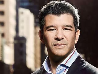 Óriási összeget kaszált az Uber alapítója