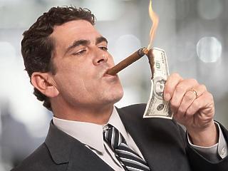 Minél gazdagabb valaki, annál gyorsabban nőnek a megtakarításai