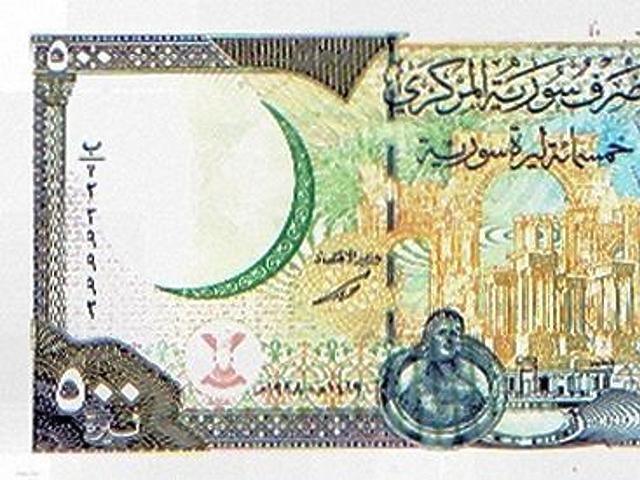 500 font - Szíria