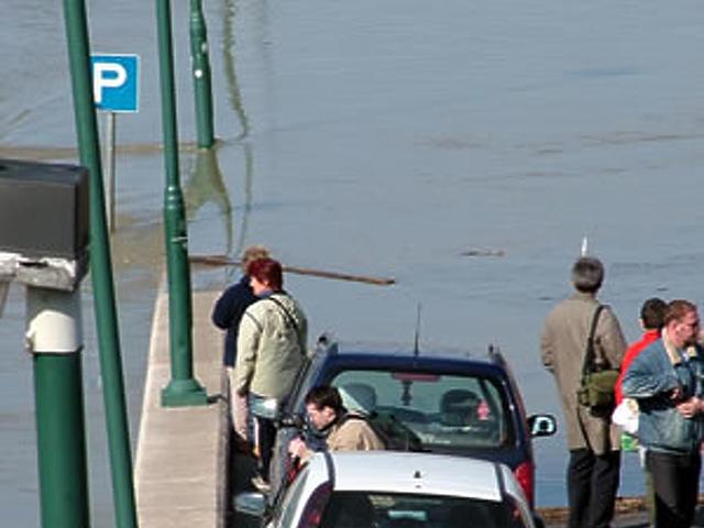 Margit-híd pesti hídfő