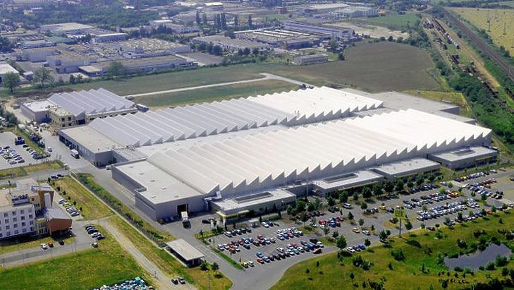 Tovább bővült a szombathelyi gyár (Forrás: Schaeffler)